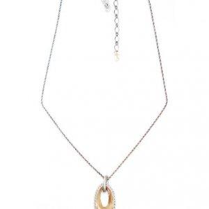 Designer's Crystal Pendant Necklace IV | Melani di moda