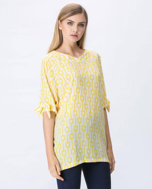 Print Oversize Blouse | Melani di moda