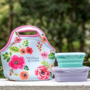 Stylish Insulated Lunch Bag Set | Melani di moda