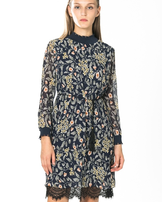 H8A4504M11 Melani floral print dress