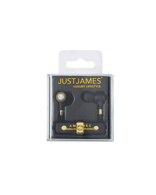 JUST JAMES AMPERES WIRELESS EARPHONES