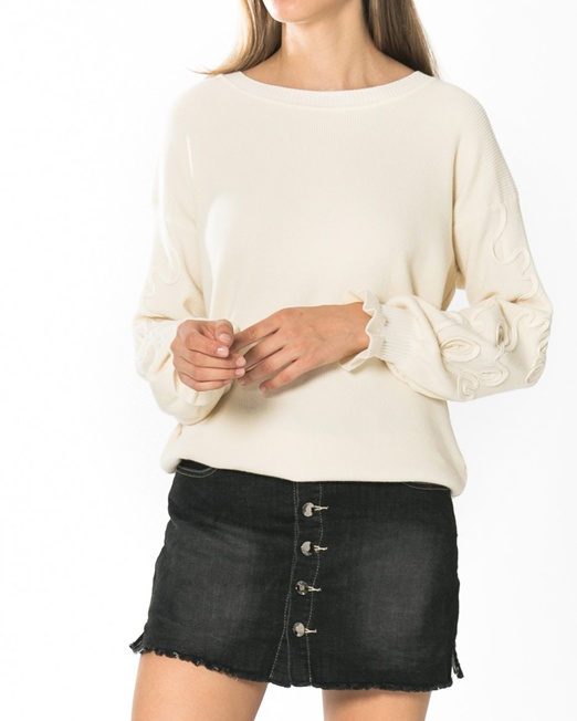 I8R1936P01 solid long sleeve sweater (2)